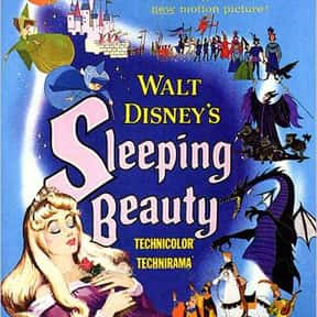 Sleeping Beauty is listed (or ranked) 5 on the list The Best Disney Princess Movies