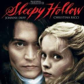 Sleepy Hollow is listed (or ranked) 3 on the list The Best Period Horror Movies, Ranked