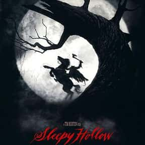 Sleepy Hollow is listed (or ranked) 11 on the list The Best Movies of 1999
