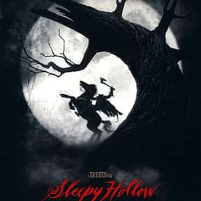 Sleepy Hollow is listed (or ranked) 4 on the list The Best Johnny Depp Movies