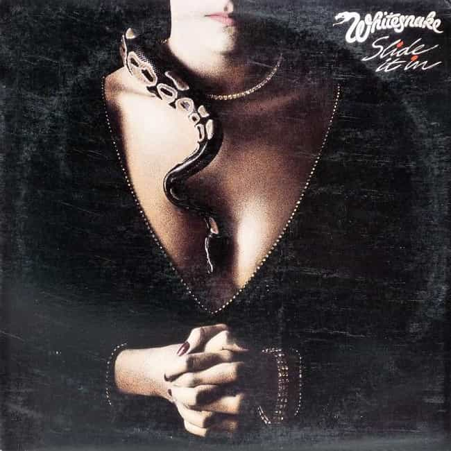 Slide It In is listed (or ranked) 2 on the list The Best Whitesnake Albums of All Time