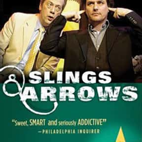 Slings and Arrows is listed (or ranked) 5 on the list The Best Showcase Television TV Shows