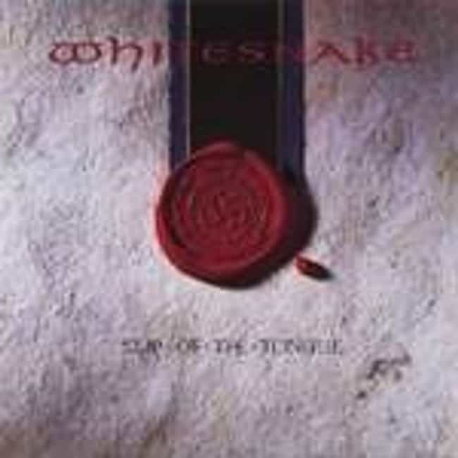 Slip of the Tongue is listed (or ranked) 4 on the list The Best Whitesnake Albums of All Time