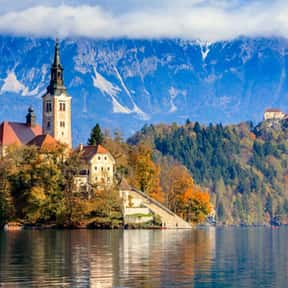 Slovenia is listed (or ranked) 6 on the list The Best Countries for Mountain Climbing