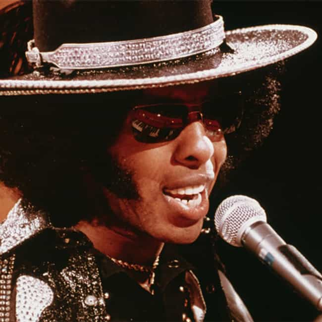 Sly Stone is listed (or ranked) 1 on the list Celebrities Who Fell Into Homelessness