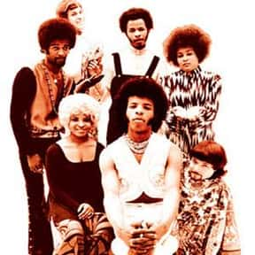 Sly & the Family Stone is listed (or ranked) 4 on the list The Best Funk Rock Bands of All Time