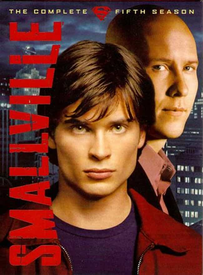 Smallville - Season 5 is listed (or ranked) 1 on the list The Best Seasons of Smallville