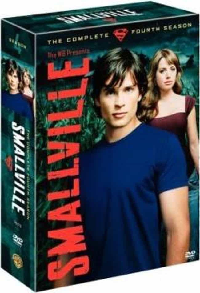 Smallville - Season 4 is listed (or ranked) 3 on the list The Best Seasons of Smallville