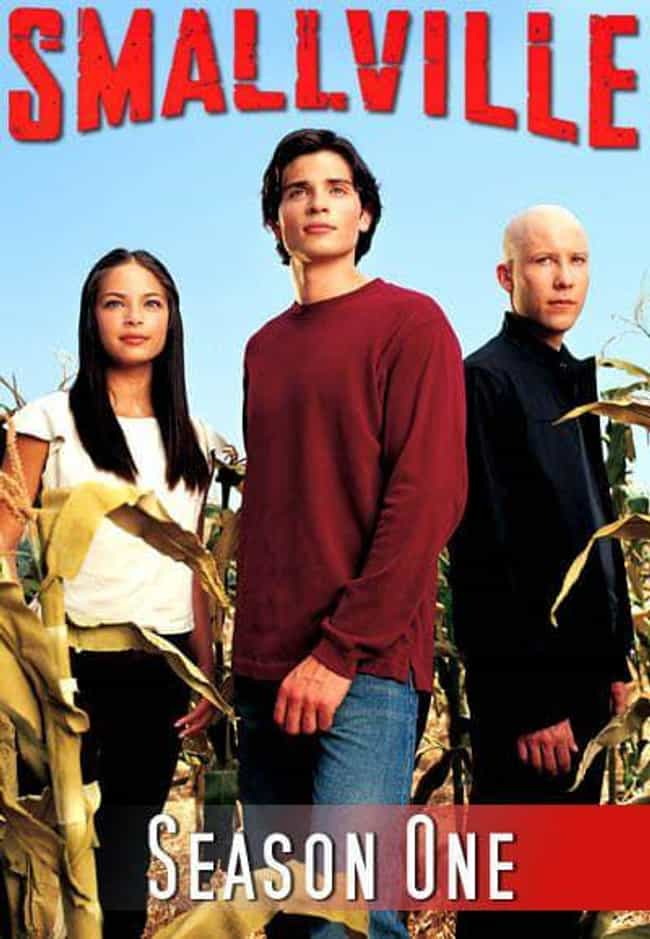 Smallville - Season 1 is listed (or ranked) 3 on the list The Best Seasons of 'Smallville'