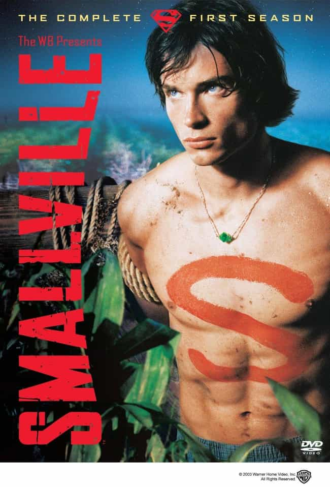 Smallville - Season 1 is listed (or ranked) 2 on the list The Best Seasons of Smallville