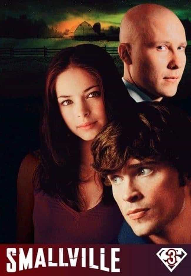 Smallville - Season 3 is listed (or ranked) 2 on the list The Best Seasons of 'Smallville'