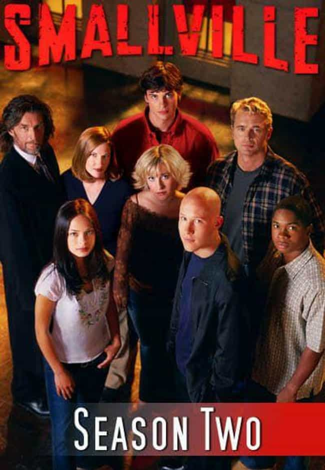 Smallville - Season 2 is listed (or ranked) 1 on the list The Best Seasons of 'Smallville'
