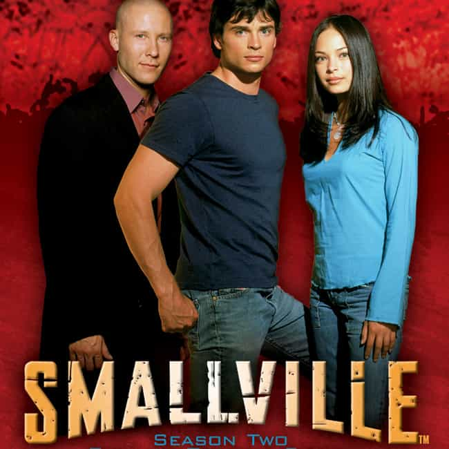 Smallville - Season 2 is listed (or ranked) 4 on the list The Best Seasons of Smallville