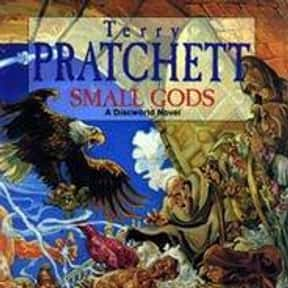 Small Gods is listed (or ranked) 3 on the list The Best Terry Pratchett Books