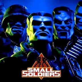 Small Soldiers is listed (or ranked) 23 on the list The Best 90s Movies On Netflix, Ranked