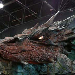 Smaug is listed (or ranked) 11 on the list The Greatest Billionaire Characters in Film