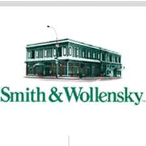 Smith & Wollensky is listed (or ranked) 13 on the list The Best High-End Restaurant Chains