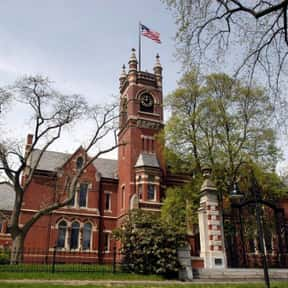 Smith College is listed (or ranked) 8 on the list The Best Womens Colleges in the US