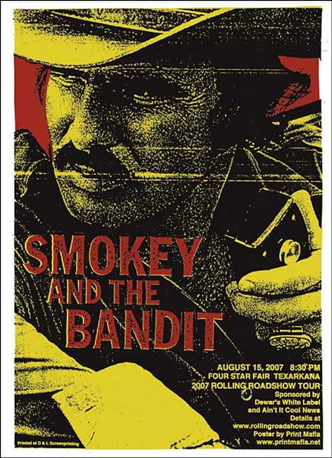 Smokey and the Bandit is listed (or ranked) 1 on the list All the Films That Opened Against a Star Wars Movie and How They Did