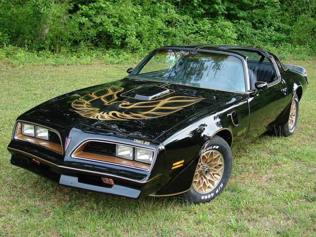 Smokey and the Bandit is listed (or ranked) 2 on the list 23 Cars You Wish You'd Had as a Kid