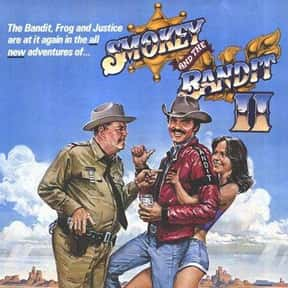 Smokey and the Bandit II is listed (or ranked) 6 on the list The Best PG Action Comedies