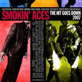Smokin' Aces is listed (or ranked) 17 on the list The Best Ryan Reynolds Movies