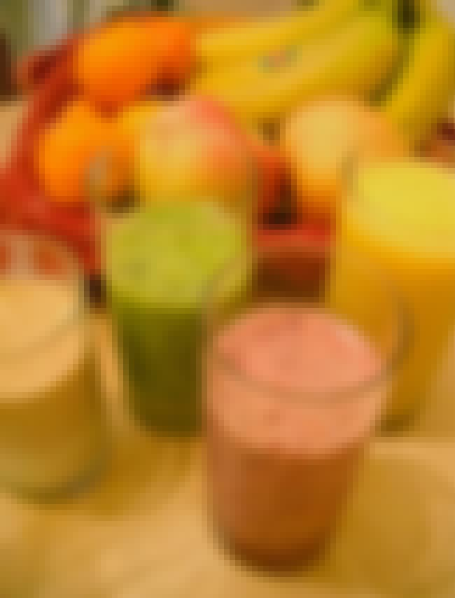 Smoothie is listed (or ranked) 6 on the list The Best Healthy Snacks for Kids