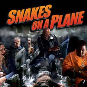 Snakes on a Plane is listed (or ranked) 6 on the list The Best Horror Movies About Airplanes
