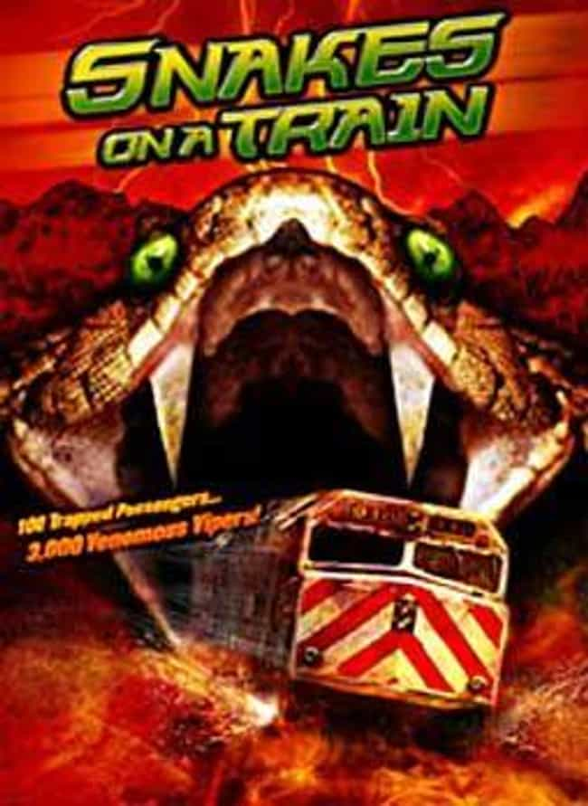 Snakes on a Train is listed (or ranked) 1 on the list The Most Blatant Hollywood Rip-Offs Produced By The Asylum