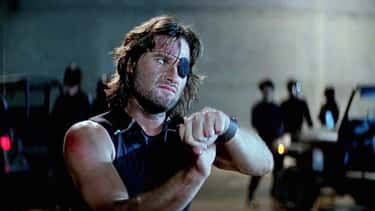 Snake Plissken - 'Escape From New York'
