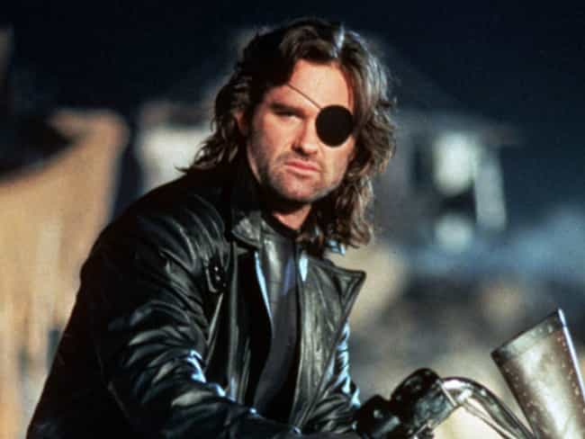 Snake Plissken is listed (or ranked) 3 on the list Beloved Movie Characters Who Should Make a Comeback