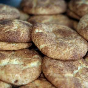 Snickerdoodle is listed (or ranked) 3 on the list The Very Best Types of Cookies, Ranked