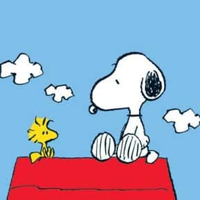 Snoopy is listed (or ranked) 5 on the list The Greatest Fictional Pets You Wish You Could Actually Own