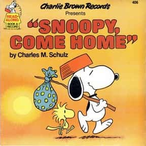 Snoopy, Come Home is listed (or ranked) 13 on the list The Best Kids Movies of the 1970s