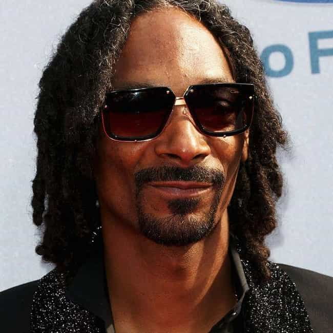 Snoop Dogg is listed (or ranked) 1 on the list 30 Rappers Who Have Dreadlocks