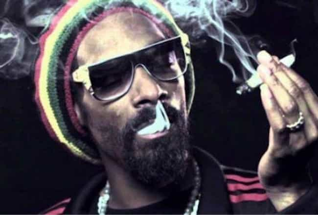 Snoop Dogg is listed (or ranked) 1 on the list Famous People You Didn't Know Were Rastafarian