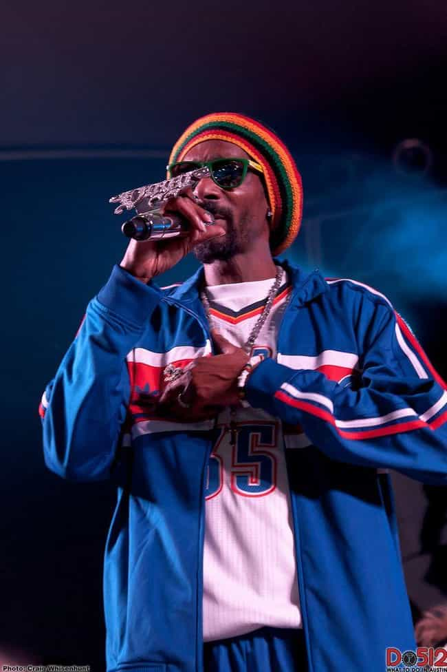 Snoop Dogg is listed (or ranked) 3 on the list Musicians with Their Own Marijuana Products