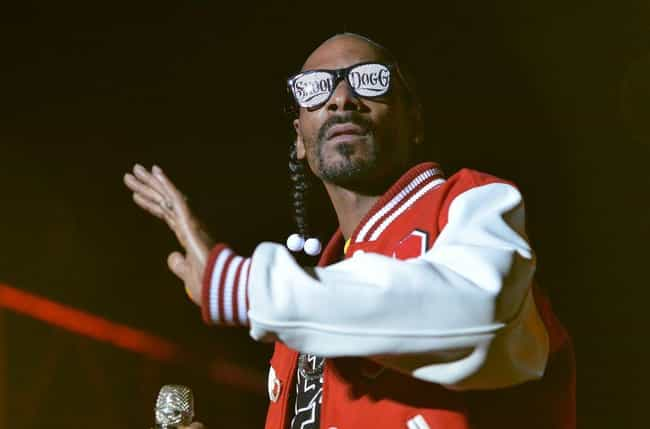 Snoop Dogg is listed (or ranked) 3 on the list 27 Celebrities Who Have Been Charged with Murder