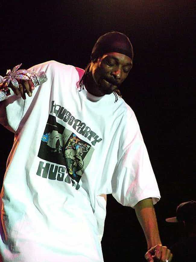 Snoop Dogg is listed (or ranked) 3 on the list 24 Celebrities Who Have Been Charged with Murder