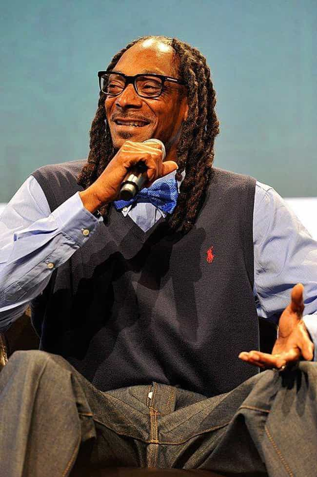 Snoop Dogg is listed (or ranked) 1 on the list 25 Rappers Who Have Dreadlocks