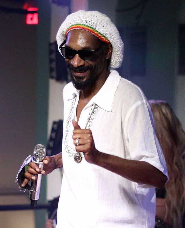 Snoop Dogg is listed (or ranked) 1 on the list Rappers with Rumored Links to the Crips