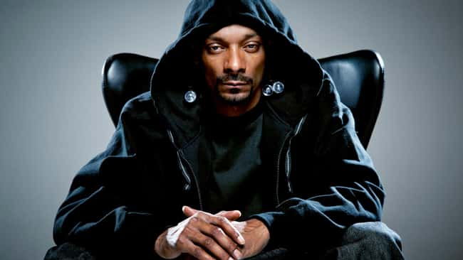 Snoop Dogg is listed (or ranked) 5 on the list Celebrities Convicted of Felonies