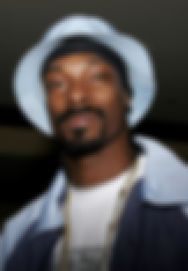 Snoop Dogg is listed (or ranked) 5 on the list Famous Friends of Vivica A. Fox