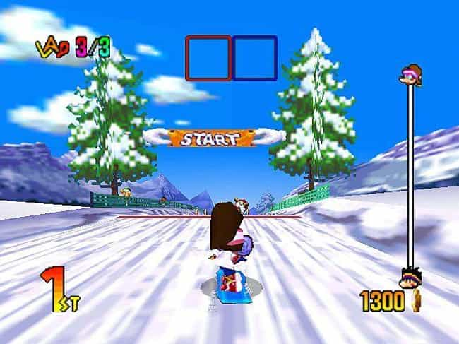 Snowboard Kids is listed (or ranked) 2 on the list 12 Criminally Underrated Nintendo 64 Games That Deserve More Credit
