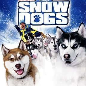 Snow Dogs is listed (or ranked) 23 on the list The Greatest Dog Movies Of All Time