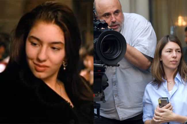 Sofia Coppola is listed (or ranked) 2 on the list Child Actors Who Continued Their Showbiz Careers Behind The Camera