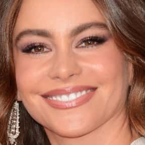 Sofía Vergara is listed (or ranked) 21 on the list The Best Hispanic Actresses of All Time
