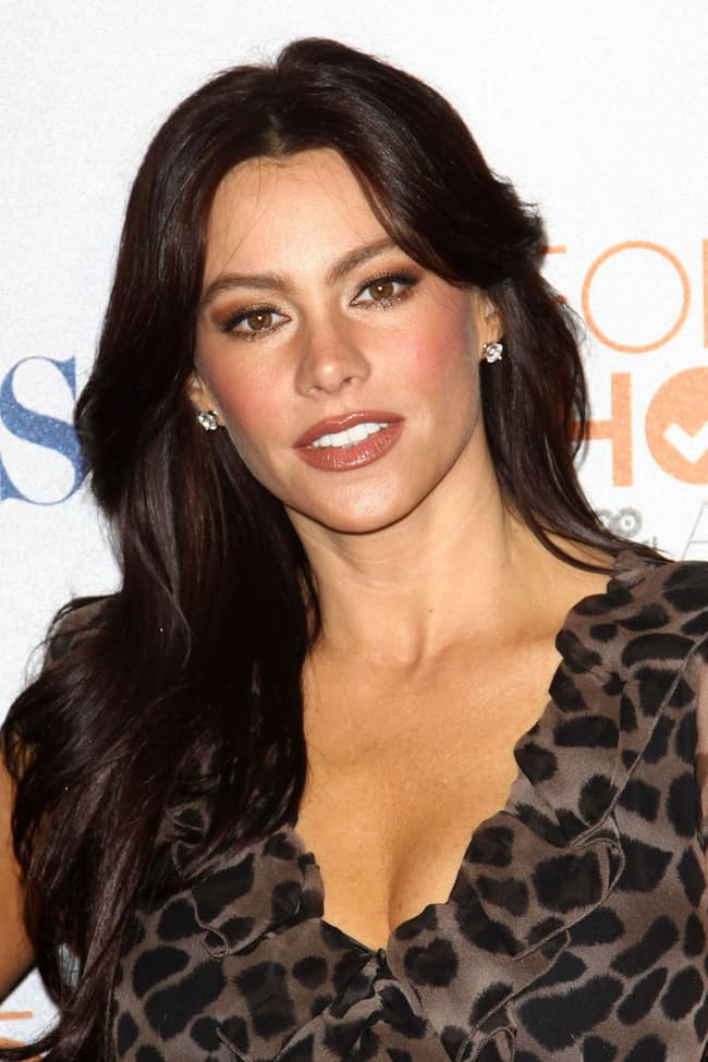 Sofia Vergara Is Listed Or Ranked 3 On The List Beautiful Latin Women