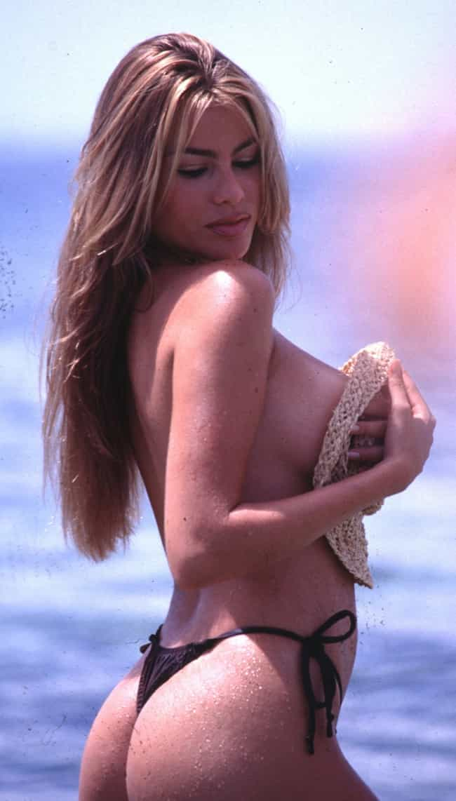 Sofía Vergara is listed (or ranked) 1 on the list The Most Beautiful Celebrities Of 20th Century