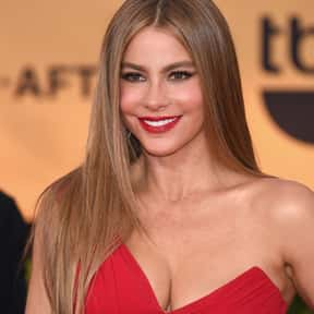Sofía Vergara is listed (or ranked) 22 on the list The Most Beautiful Women of All Time